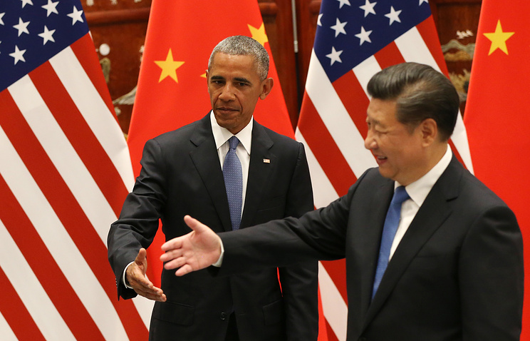 Китай призывает США урегулировать разногласия между странами