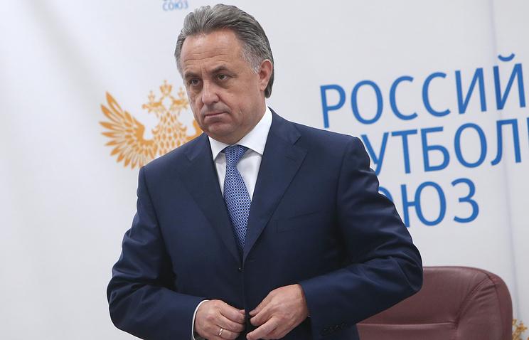 Мутко назвал сроки принятия новейшей стратегии развития русского футбола