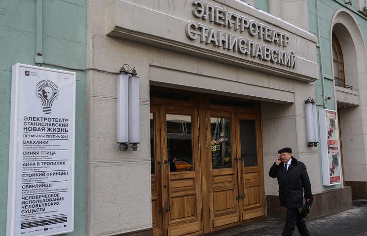 Электротеатр «Станиславский» откроет Малую сцену спостановками молодых режиссеров