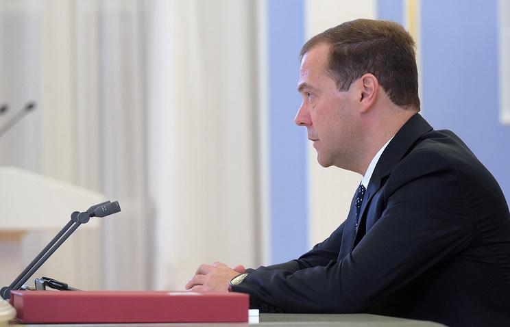 Медведев встретится вБурятии спредставителями малого исреднего бизнеса