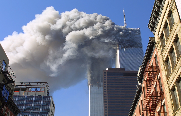Вмире вспоминают жертв самых масштабных терактов вСША 11сентября
