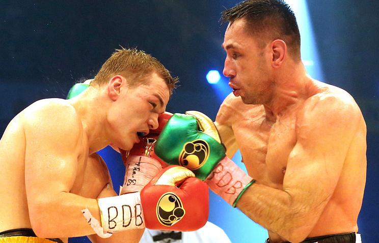 ВРФ говорят, что WBA аннулирует результат боя Штурм-ЧудиновII
