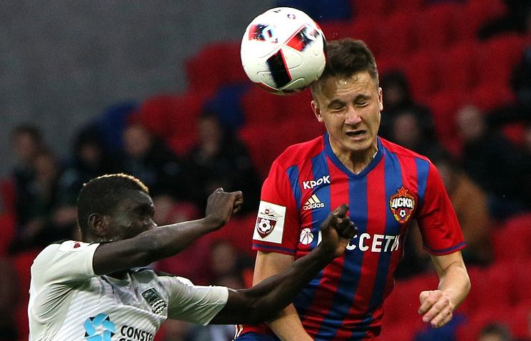 Житель россии стал претендентом наприз лучшему молодому футболисту Европы