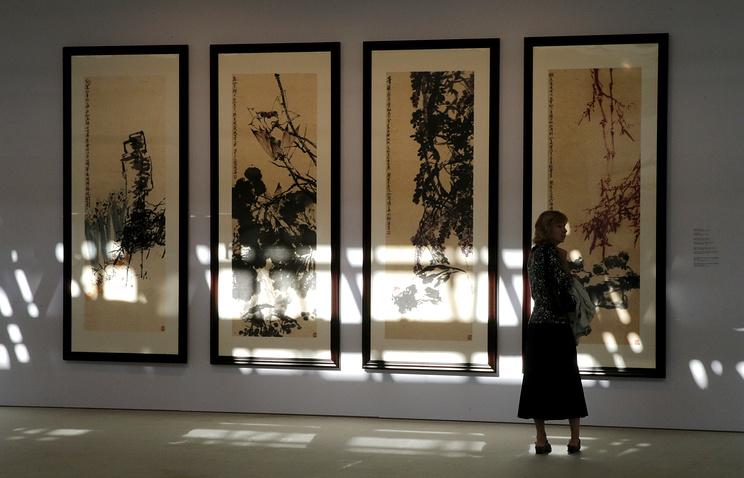 Встолице пройдет выставка самого дорогого китайского художника Цуй Жучжо