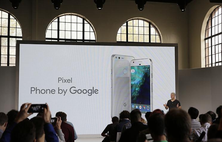 Google Pixel: стала известна стоимость новых смартфонов от Google