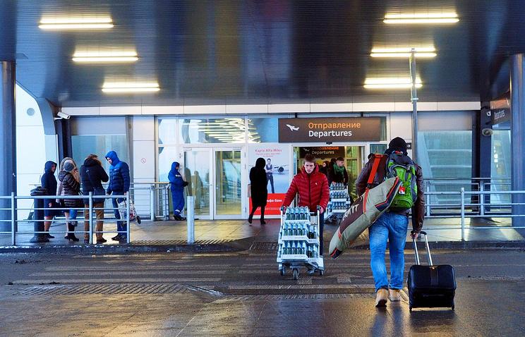 Пассажиропоток Пулково по результатам года сократится на5%, до13 млн человек