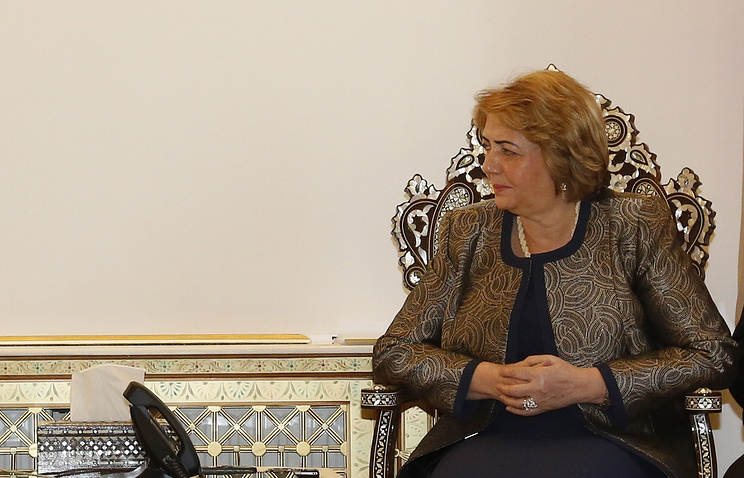 Руководитель парламента Сирии: Сирийский народ никогда незабудет поддержку РФ