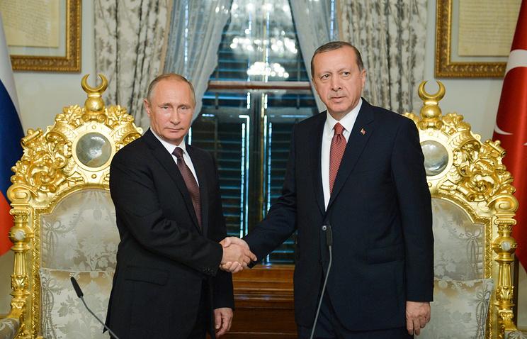 РФ подписала сТурцией соглашение остроительстве «Турецкого потока»