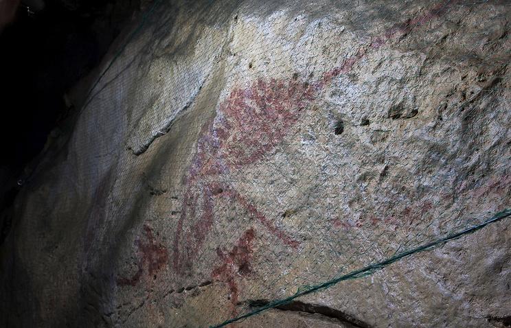 ВИспании отыскали пятьдесят наскальных рисунков возрастом 14 тыс. лет
