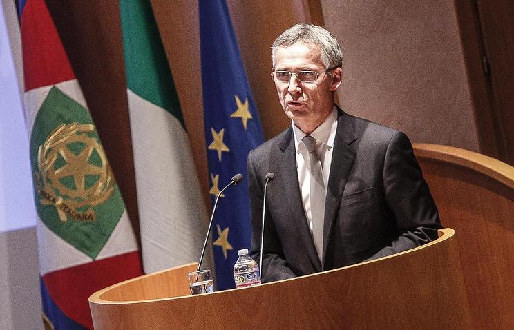 Руководитель НАТО: Строившегося многие годы партнерства сРФ больше нет