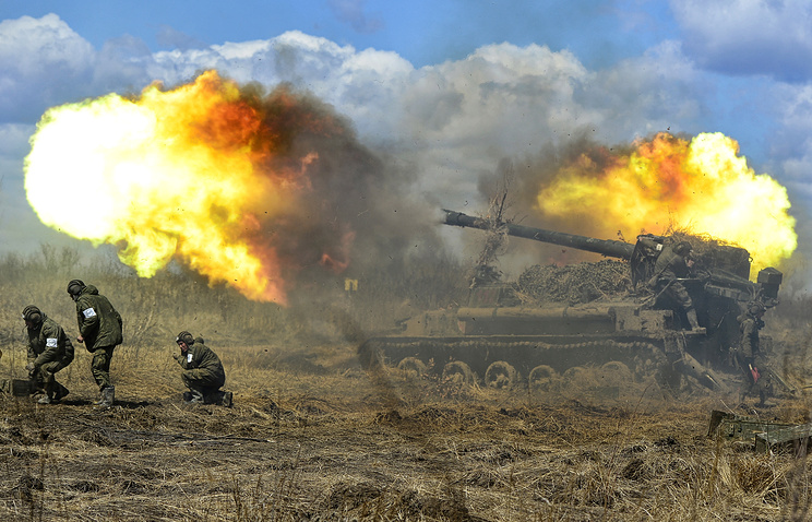 Русские «Искандеры» вКалининградской области нацелены наПРО вевропейских странах