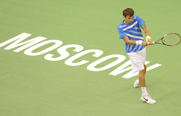 Главный теннисный турнир страны стартовал в российской столице