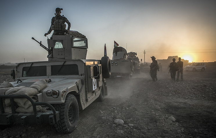 Турция хочет  участвовать восвобождении иракского Мосула отИГ— Эрдоган