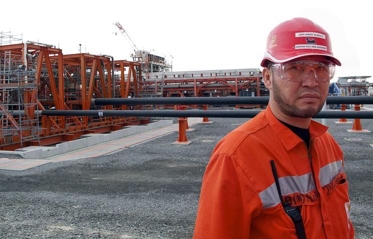 КТК в2015-м году перекачает около 1 млн тонн кашаганской нефти