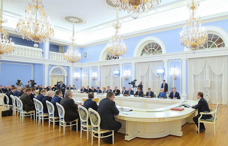 Медведев установил порядок организации проектной деятельности в руководстве РФ