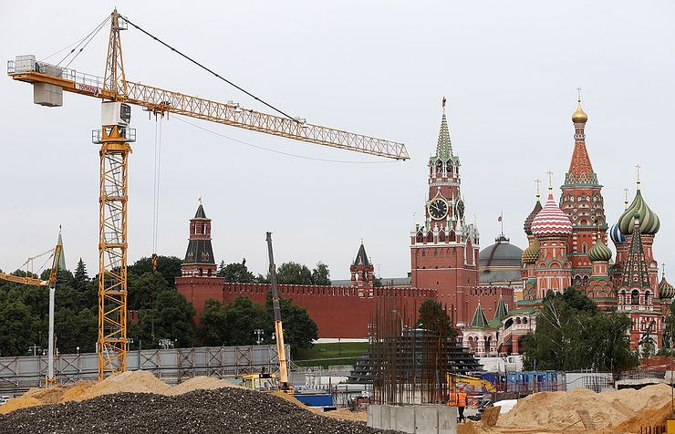 Подземный переход соединит «Зарядье» собновленной Москворецкой набережной