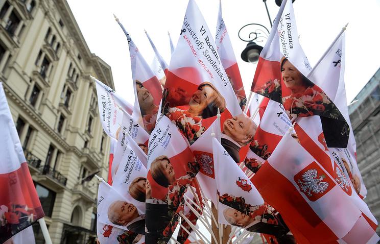 Польша обнародовала видео разговора Туска и В. Путина после Смоленской катастрофы