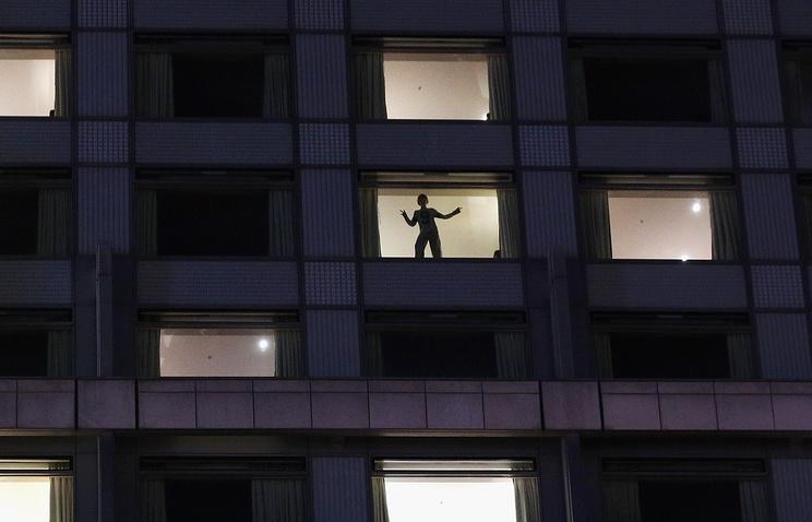 ВПетербурге родители спрятали от медперсонала ребенка, выпавшего изокна