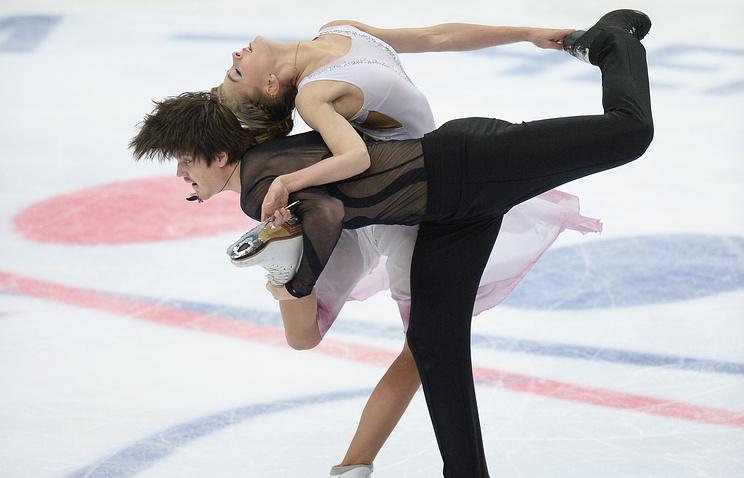 Русская фигуристка стала победителем короткой программы наГран-при Канады