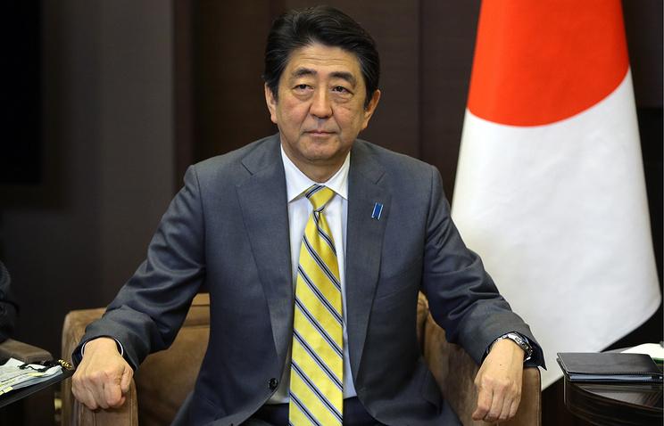 Япония хочет сохранить санкции вотношении Российской Федерации