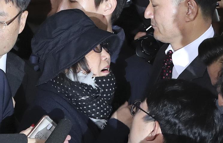 Президент Южной Кореи готова свидетельствовать из-за скандала с приятельницей