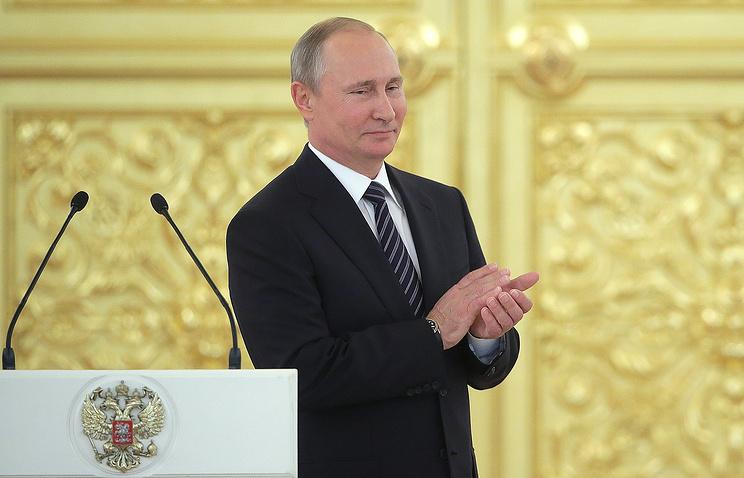 Путин: надежда навосстановление отношений между Россией иСША остается