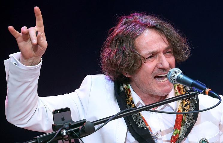 Горан Брегович сыграет вКремле песни снового альбома