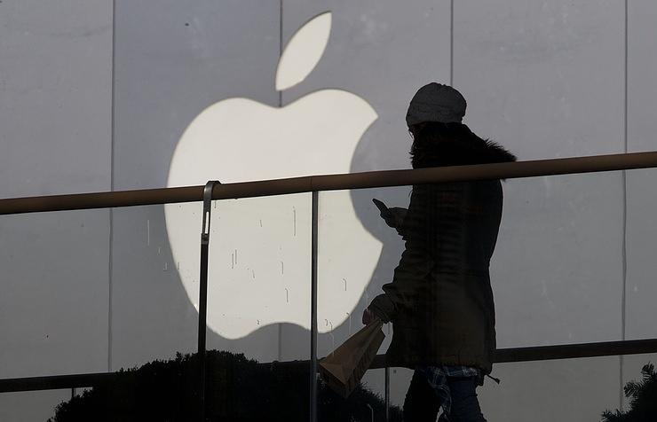 Новосибирская компания готова сделать гибкий экран для Apple
