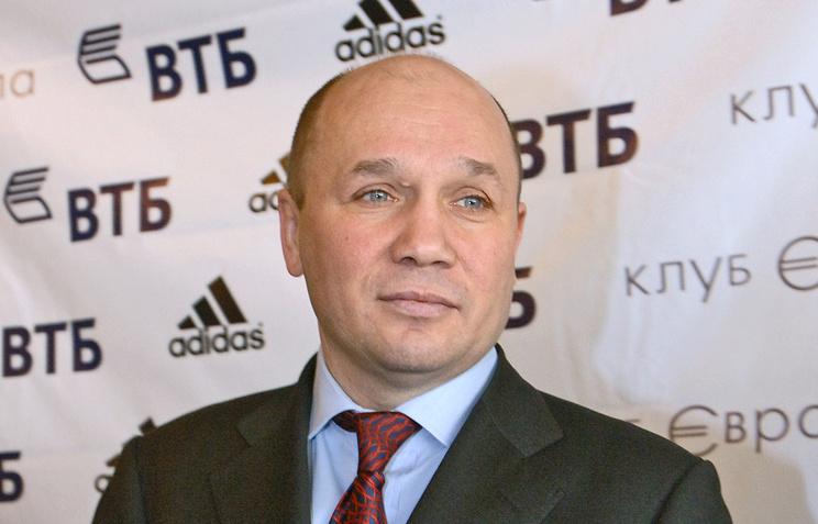 Руководитель Федерации бокса РФ был избран под закуски исообщения обомбе