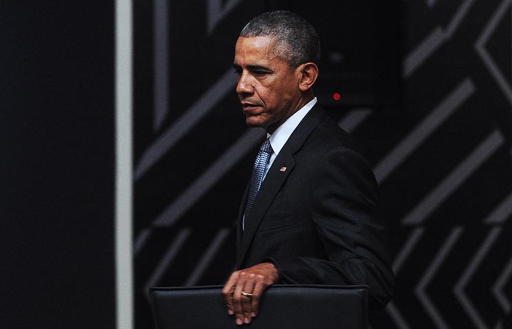 Разговор Обамы и В. Путина касался Украины иСирии— Белый дом