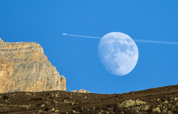 Первая русская экспедиция наЛуну продлится две недели
