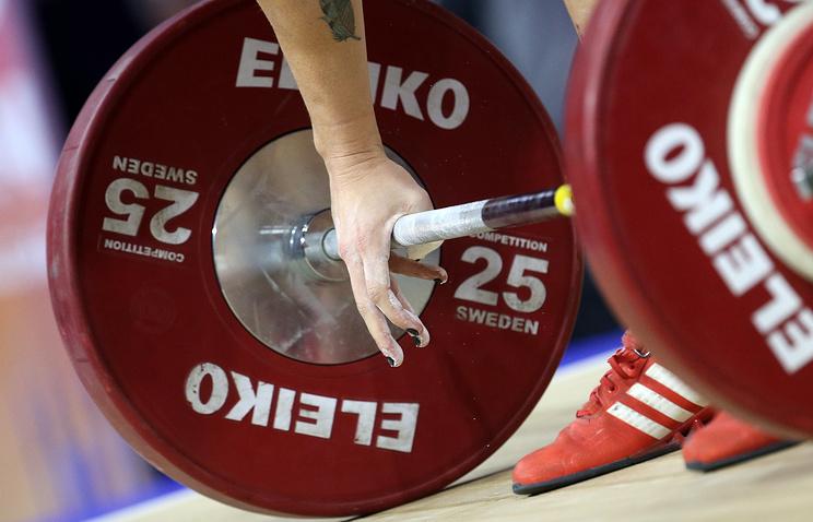 Агапитов занял пост руководителя Федерации тяжелой атлетики РФ