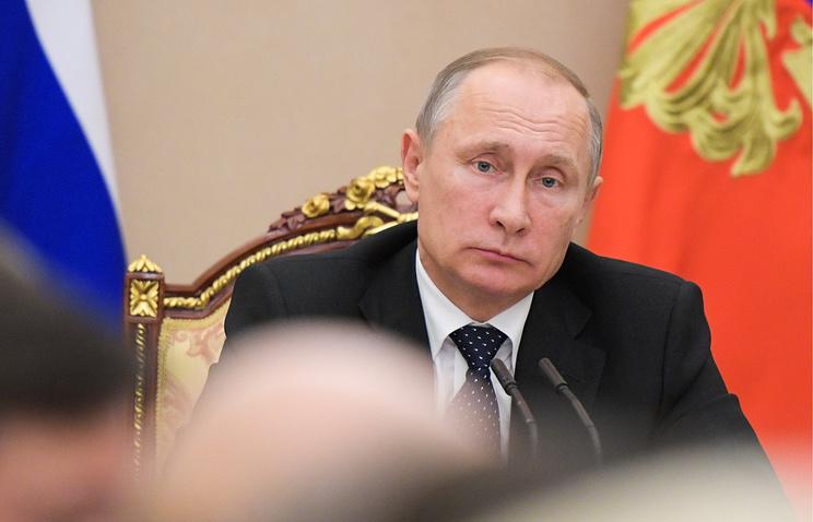 Путин призвал сделать систему поддержки несырьевого экспорта