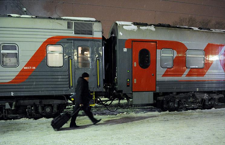 Билеты напоезда РЖД подорожают в 2017