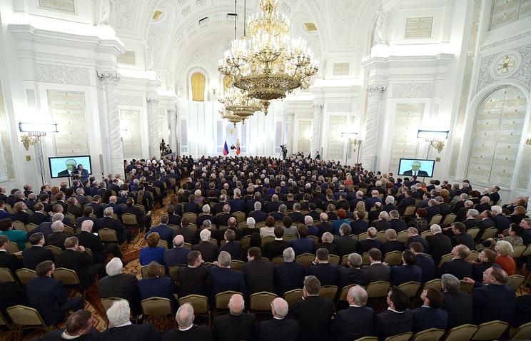 Песков: Путин сегодня проведёт «очень занимательную встречу»
