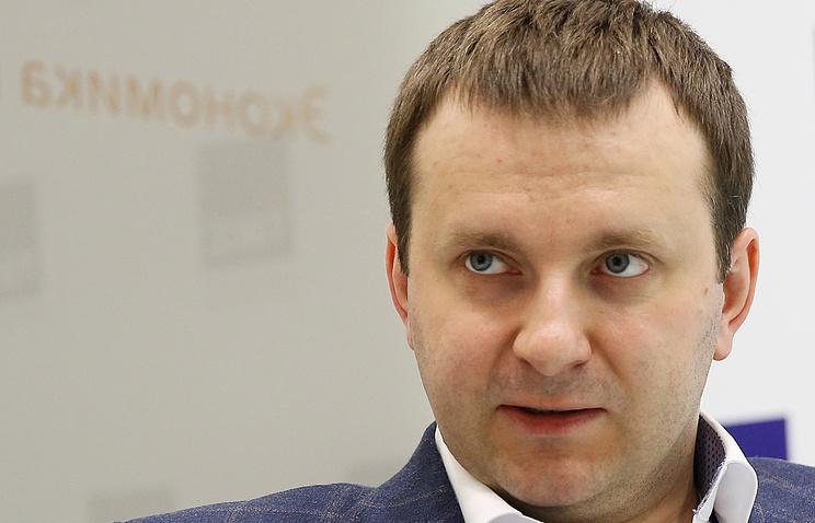 Минэкономразвития вместо Улюкаева возглавил замминистра финансов Максим Орешкин