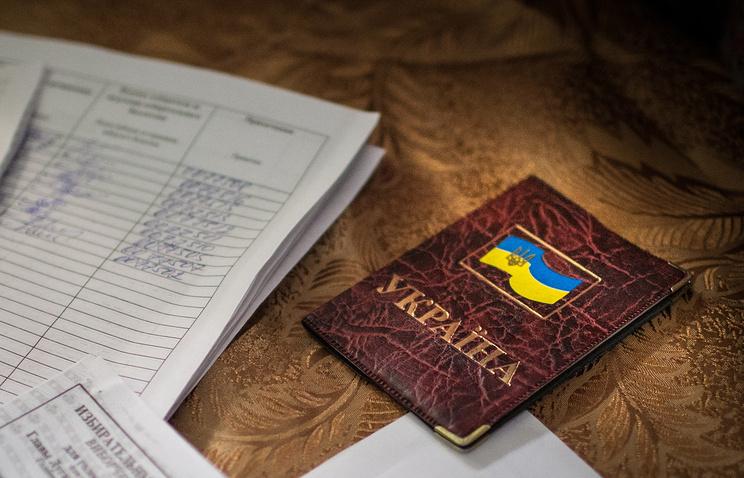 Верховная рада обсудит запрет наукраинское гражданство россиянам