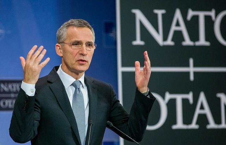 Руководителя МИД НАТО призвали Российскую Федерацию кпрекращению боев вСирии