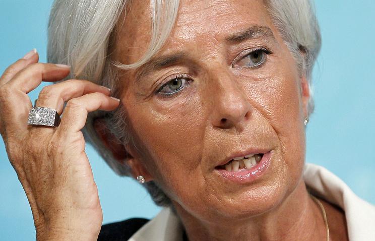 ВПариже начался суд над главой МВФ Кристин Лагард