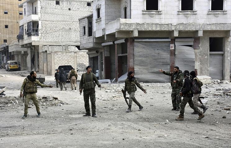 Восточный Алеппо очищен оттеррористов