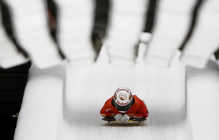 Сочи лишили права проведения чемпионата мира побобслею искелетону 2017 года