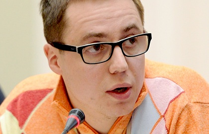 Совладелец Wikimart Максим Фалдин