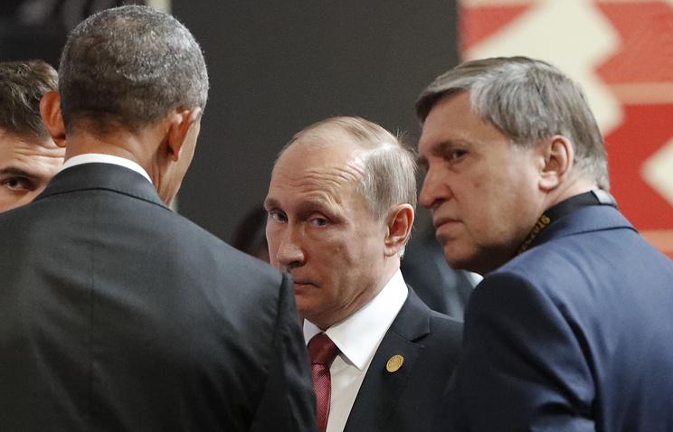 Стало известно, очем Путин иОбама говорили наG20 в КНР