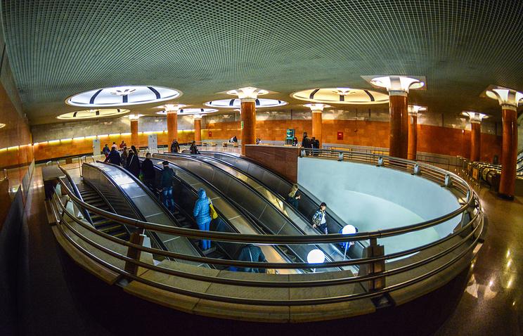 В столицеРФ на10 дней закроют участок Калининско-Солнцевской линии метро