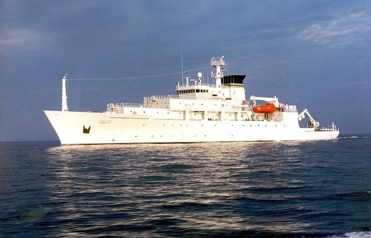 ВСША подтвердили захват подводного судна китайскими военнослужащими