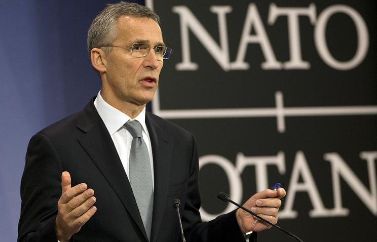 Столтенберг рассказал оботношении НАТО к Российской Федерации