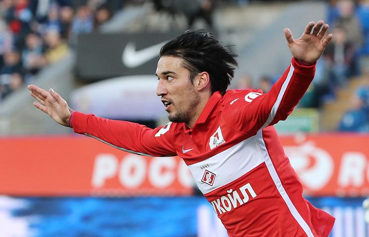 Попов непланирует покидать «Спартак» зимой