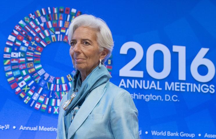 Руководитель МВФ Кристин Лагард обвинена вхалатности поделу окомпенсациях бизнесу