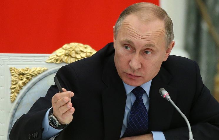 Путин пообещал, что запасы федеральных фондов вырастут в 2018-ом