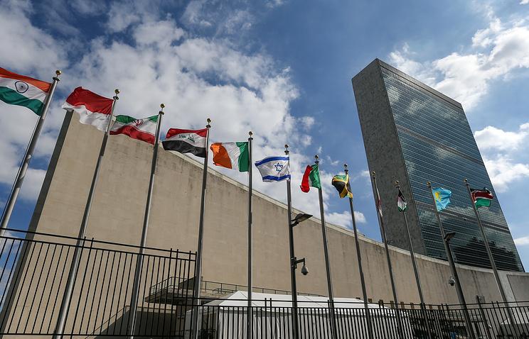 Российская Федерация выступила против создания комиссии ООН по изучению военных правонарушений вСирии